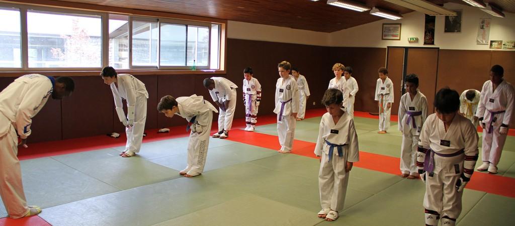 Reprise des cours de Taekwondo – moins de 18 ans