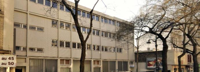 Gymnase Alésia
