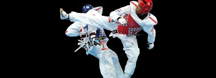 Rentrée Taekwondo