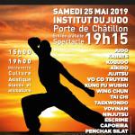 9ème soirée des Arts Martiaux de Paris 14ème
